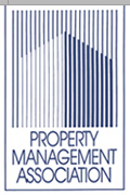 Property management association logo